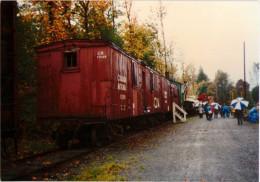 Heritage Park - Train De Secours CN - Trains