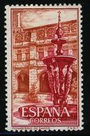 Spanje  Jaar 1960 - Michel 1218* - Scharnier - Charnière - Hanged - 1931-Hoy: 2ª República - ... Juan Carlos I