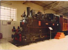 Athens Museum - Rack & Adhension N°4 - Trains