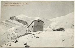Capanna Pialeral (Lecco). Grigna Settentrionale. Società Escursionisti Milanesi. - Lecco