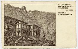 Grigna Meridionale. La Capanna Escursionisti Milanesi. - Lecco