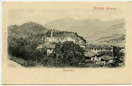 Airuno (Lecco). Panorama. - Lecco