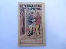 La Vengance De La Momie  Par Jacques De Fervacques - Unclassified