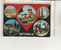 PO8495C# SALERNO - BATTIPAGLIA  VG 1973 - Battipaglia