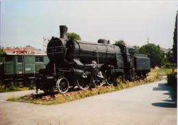 Locomotive (131) 15/13 (1910) - Vienne, Musée Du Chemin De Fer - 1991 - Trains