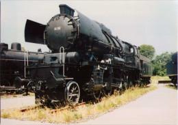 Locomotive (140) 133-102 (1923) - Vienne, Musée Du Chemin De Fer - 1991 - Trains