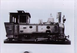 031 Allemande - Sud Afrique - Voie De 0.60 - Trains
