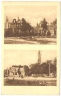 BALGERHOEKE   --  Parochie  St- Anonius 1940 - Dorpstraat(nr 1) En Eigendom Van Heer Robert Standaert(nr2) - Eeklo