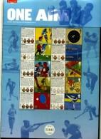 GREAT BRITAIN - 2010   OLYMPIC GAMES  II   COMMEMORATIVE SHEET - Fogli Completi