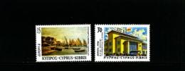 CYPRUS - 1998  EUROPA  SET  MINT NH - Chypre (République)