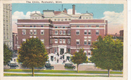 The Clinic Hospital Rochester Minnesota 1926