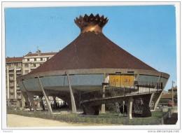H335 38 GRENOBLE EGLISE SAINT JEAN APOTRE 1970 TIMBRE CACHET FLAMME - Grenoble