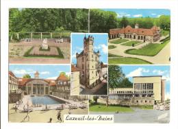 Luxeuil Les Bains (74) Le Parc De L'etabl.thermal - Etablissement Thermal - La Piscine De L'etabl.thermal - Le Casino - France