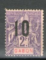 N° 77° - Gabon (1886-1936)