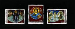 CYPRUS - 1981  CHRISTMAS  SET  MINT NH - Chypre (République)