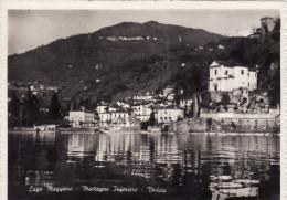 MACCAGNO INFERIORE   /  Veduta _ Viaggiata - Varese