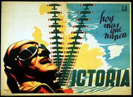 Cartel Affiche Poster Civil Spanish War - Size: 13X20 Cm. Aprox. REPRODUCTION - Patrióticos