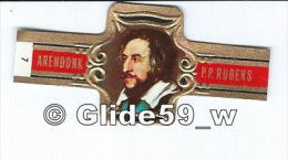 Bague De Cigare ARENDONK - P. P. Rubens (petit Format) - N° 7 - Anelli Da Sigari