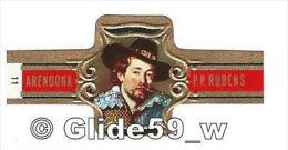 Bague De Cigare ARENDONK - P. P. Rubens (petit Format) - N° 11 - Anelli Da Sigari