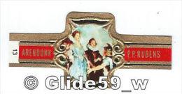 Bague De Cigare ARENDONK - P. P. Rubens (petit Format) - N° 13 - Anelli Da Sigari