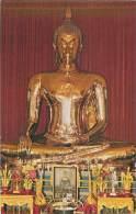 BANGKOK - The Golden Buddha - Thaïlande