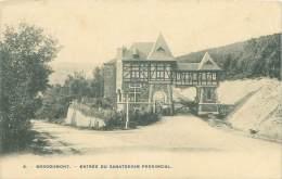 BORGOUMONT - Entrée Du Sanatorium Provincial - Stoumont
