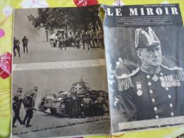 Le Miroir N° 4-26 Septembre 1939-guerre 1939-1945 En L´état - Books, Magazines, Comics