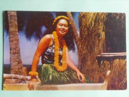 HAWAIIAN HULA GIRL - Etats-Unis