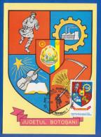 Rumänien; Maximumcarte; Botosani 1982; 75 Ani De La Rascoala Din 1907 - Maximumkarten (MC)