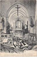51. BEAUMONT-SUR-VESLE. L'Intérieur De L'Eglise. 9 - Autres Communes