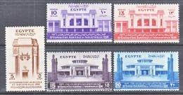 EGYPT  198-202  *   AGRI.  EXPO. - Egypt