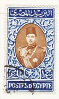 EGYPT  240   (o)   1939-46  Issue - Egypt