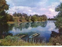 Moisdon-la-Rivière.. Etang De La Forge.. Barques - Moisdon La Riviere