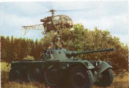 Militaria - E.B.R Et Alouette H - Matériel