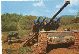 Militaria - AMX13 Armés De Fusées ENTAC - Matériel