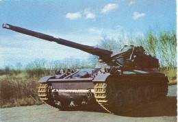 Militaria - AMX13 Avec Canon De 90 M/m - Matériel