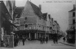 Vieilles Maisons Place Gordaine - Bourges
