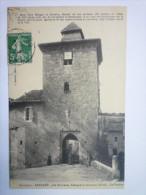SARRANT  Près Mauvezin  ,  Cologne  Et  Solomiac  (Gers)  :  Le  DONJON     1913 - Sonstige Gemeinden