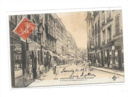 75 - Tout PARIS : Rue De Bretagne à La Rue De Picardie (3 Ième Arrondissement) - Arrondissement: 03
