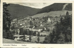 Lautenthal /Oberharz Freibad    D693 - Ohne Zuordnung