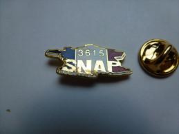 Beau Pin´s En EGF , 3615 SNAP  , Carte De France - Non Classificati