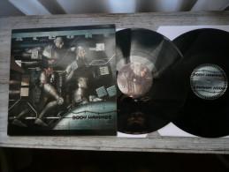 33 T LP BODY HAMMER ALCORE DOUBLE VINYL MUSIQUE ELECTRONIC 1ER PRESSAGE SACEM PTH 025 2003? EPITETH REC. - Dance, Techno & House