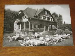 """Hotel -restaurant """"Hainbuchennest """" Inh.erhard DEMNER Und Frau /OBERWINTER/rhein - Remagen"""