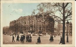 75 . PARIS 12° . PLACE DAUMESNIL - Arrondissement: 12
