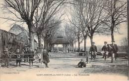 36 - Saint-Benoit-du-Sault - Les Promenades - France