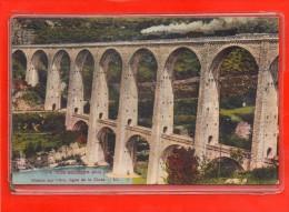 - CIZE C/ Ceyzeriat -  Viaduc De L'Ain,ligne De La Cluse - Autres Communes