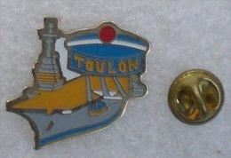 TOULON MARINE NATIONALE PORTE AVIONS BACHI         UUU    036 - Militaria