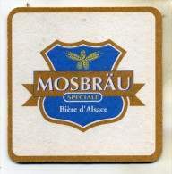 "RARE SOUS BOCK  "" MOSBRAU ""  NEUF - Sous-bocks"