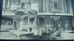 BRUXELLES - Lot De 10 Cartes Concernant Le Palais De La Nation En 1906 - Lots, Séries, Collections
