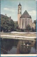 --  BRANDENBURG -- JOHANNESKIRCHE -- 1945 - Brandenburg